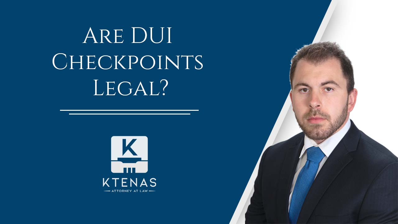 Are DUI Checkpoints Legal?