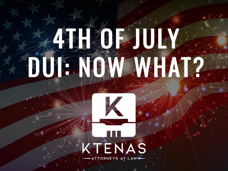 4th of July DUI: Now what?